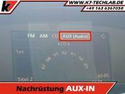 BMW AUX-IN nachrüsten e60 e61