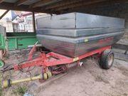 Mörtl Maischewagen Traubenwagen