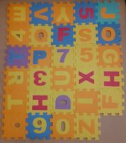 Puzzle Puzzlematte