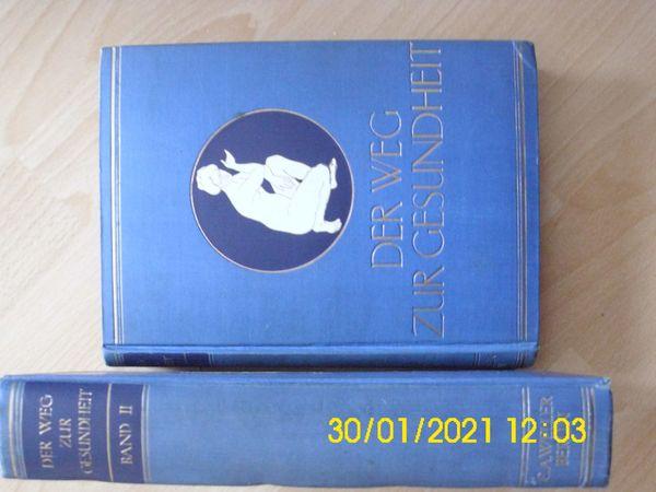 2 Bände über die Gesundheit
