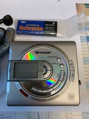 Sharp MD Player