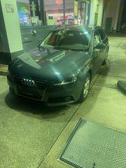 Audi A4 1 Hand Scheckheftgepflegt