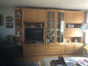 Wohnzimmerschrank von Schreinerhand mi Liebe