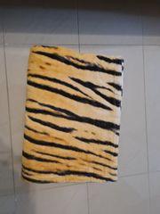 Kuscheldecke Tiger-Optik