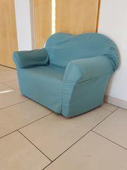 Kleine Couch Lounge für Kinder