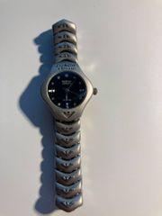 Armani Damen Uhr Silber stainless