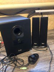 Lautsprecher Hercules mit Subwoover 35