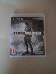 Tomb Raider Spiel PS3