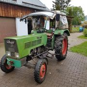 Fendt Farmer 2S TÜV