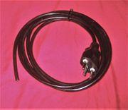 KEMA-KEUR Netzkabel KABEL mit 3-prong-Stecker