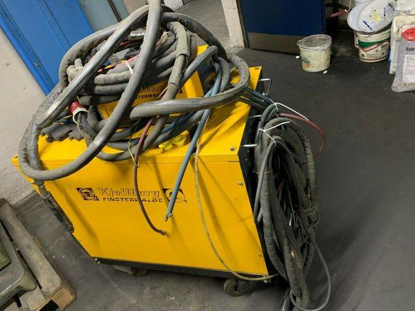 Plasmaschneidanlage PA - S40 CNC von