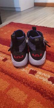 LeBron Soldier Schuhe Größe 46