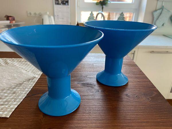 Gläser Leonardo Blau