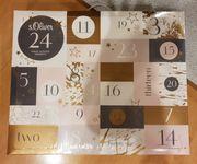 Advendskalender der besonderen Art