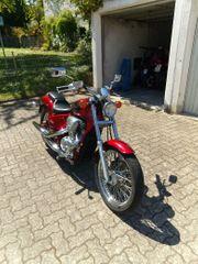 Honda Shadow VT600c PC21 mit