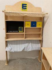 Kaufladen aus Holz Plaho 11020