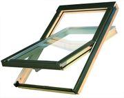 SKYFENSTER Dachfenster OPTILIGHT Eindeckrahmen mit