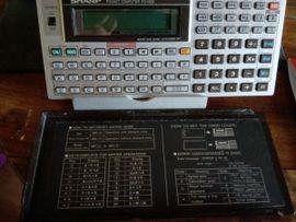 Sharp PC-1403: Kleinanzeigen aus Ludwigshafen Edigheim - Rubrik Pockets, Handhelds, Organizer, PDAs