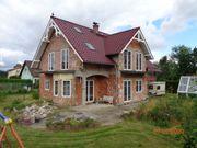 Haus Rohbau Grundstück Polen Schlesien