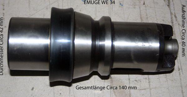 EMUGE WE 34 F0664105 FV