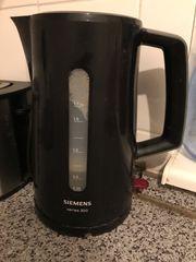Siemens Wasser Kocher