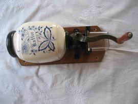 Wandkaffeemühle Porzellan Handkaffeemühle Mühle für: Kleinanzeigen aus Birkenheide Feuerberg - Rubrik Kaffee-, Espressomaschinen
