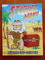 Sticker Mania - Wüste und Steppen