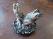Frösche aus Horn BALI - Handarbeit -