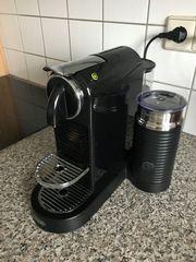 DeLonghi Nespresso Citiz Milk EN