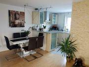 Wunderschöner moderner Designertisch -Ausziehbar Sicherheitsglas