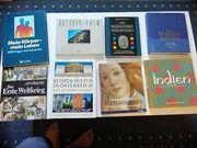 Bildbände und Fachliteratur