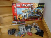 Lego Ninjago 70596 Samurai X