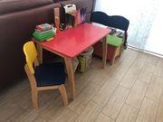 Roba Kindermöbel Kinderbank Tisch Stuhl