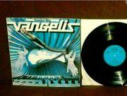 VANGELIS LP 1986 Greatest Hits