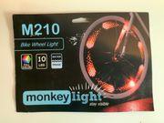 Monkey light Fahrrad Speichen Beleuchtung