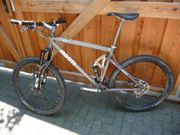 Bike Moots Zirkel Titan Fully