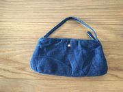 Jeanstasche mit Stern Tasche Kindertasche