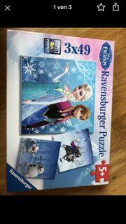 Ravensburger Disney Die Eiskönigin Abenteuer