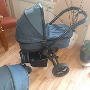 Kinderwagen der Marke MOON 2