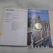 2 Euro Vatikan 2013 Sedisvakanz