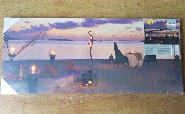 Verkaufe Bild mit Bel Meer