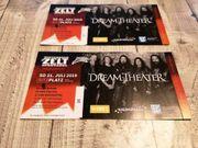 2 x Konzert-Ticket Dream Theater