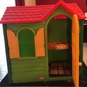 Spielhaus von Little Tikes neuwertig