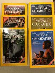 NATIONAL GEOGRAPHIC Zeitschrift spanisch revista