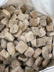 Naturstein-Granit Pflaster für ca 5-6qm
