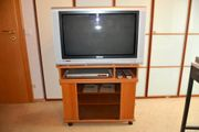 TV Philips Monitor mit DVD
