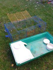 Hasen - oder Meerschweinchen - Käfig