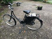 Hollandrad Cityrad Fahrrad - Wie Neu