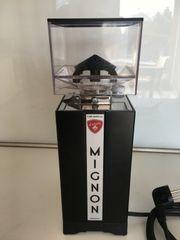 Eureka Mignon MCI - Espressomühle - schwarz -