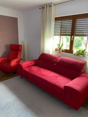 Couch mit Relaxe Sessel